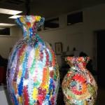 Mick Ward-Vases