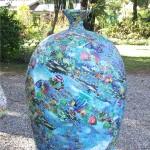 Giant Fish pot-Mick Ward