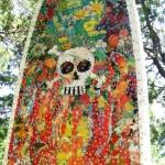 Skull Surfboard detail-Mick Ward