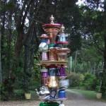 Teapot Totem 1-Mick Ward