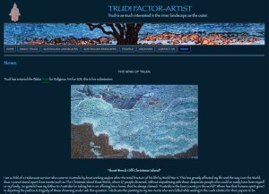 Trudi Factor - Painter - www.trudifactor.com