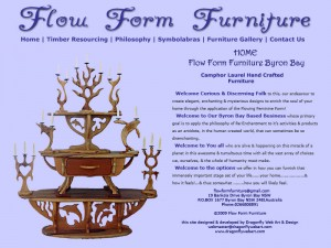 Flow Form Furniture - archived site