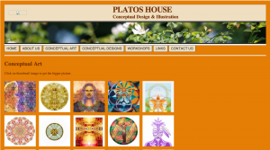 Plato's House - archived site